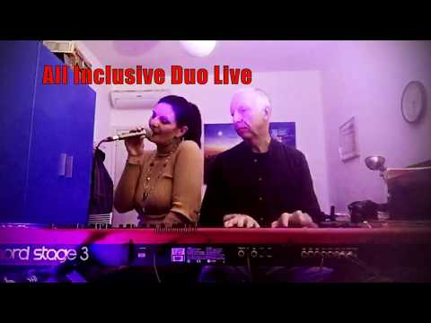 All Inclusive Duo Live Duo Live Pianoforte e Voce Livorno Musiqua