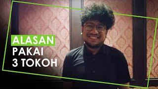 Kunto Aji Ceritakan Alasan Menggunakan Najwa Shihab, Nadin Amizah, dan Iqbaal Ramadhan di MV-nya