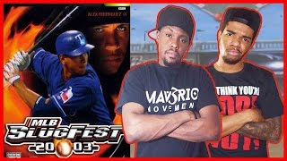 HORSES DON'T PLAY BASEBALL!! - MLB Slugfest 2003 Gameplay   #ThrowbackThursday