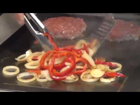 Video Get The Teppanyaki Experience With Gaggenau Cooktop Mp3 Bos