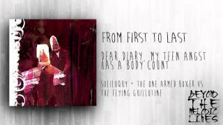 From First To Last - Soliloquy + The One Armed Boxer Vs. The Flying Guillotine HD