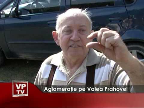 Aglomeraţie pe Valea Prahovei