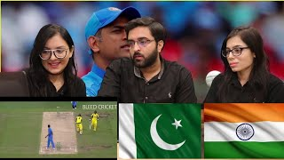 """MS DHONI"" insane wicket keeping skills 