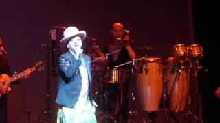 """Funtime"" Boy George@Borgata Event Center Atlantic City 5/29/16"