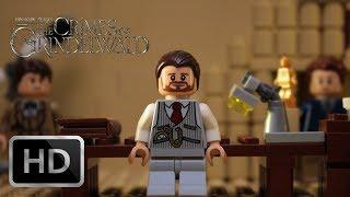Lego FANTASTIC BEASTS 2 The Crimes of Grindelwald Trailer   English