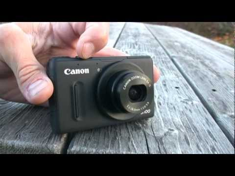 Canon PowerShot S100 Review - The Best Compact Camera