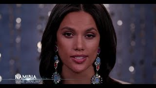 Sune January Miss Universe Namibia 2017 Introduction Video