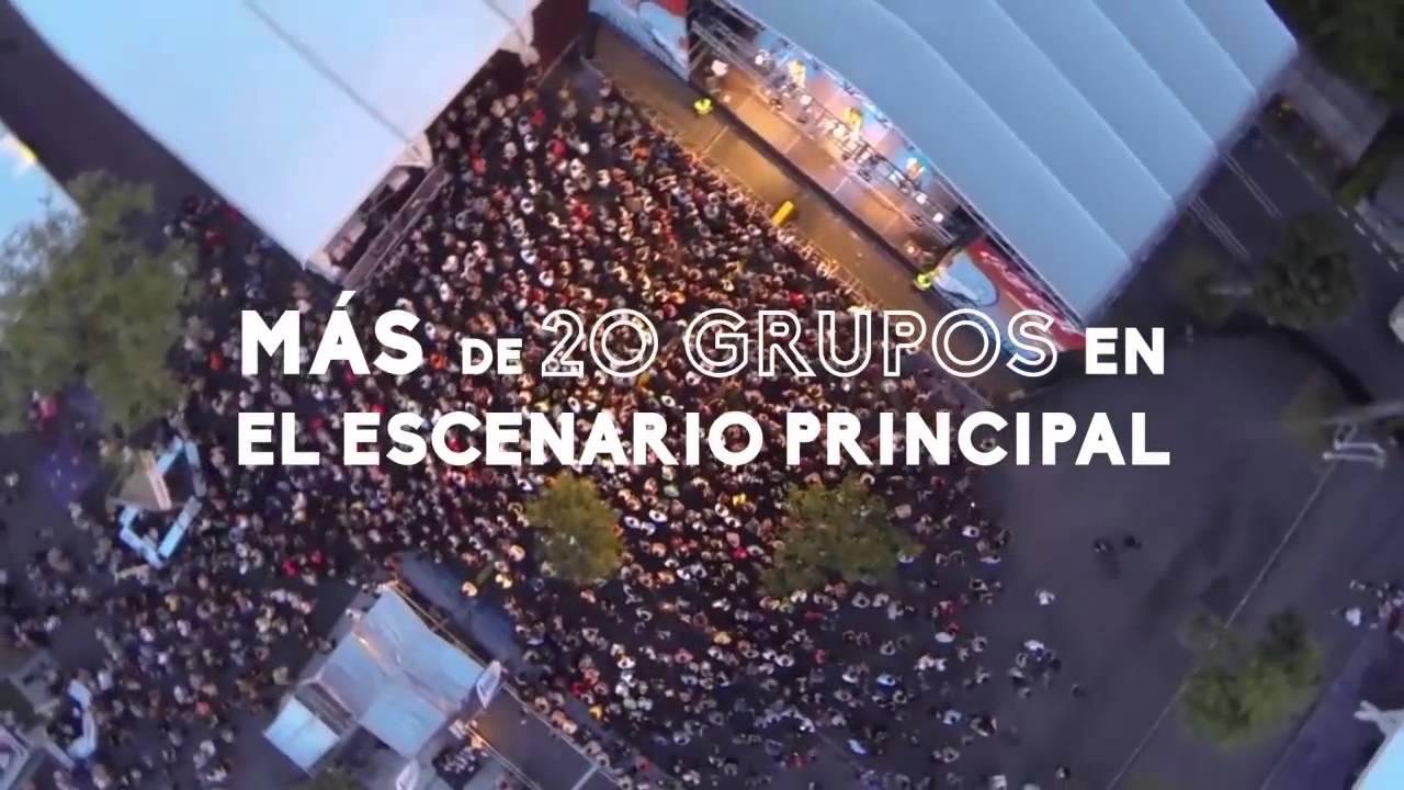 CONCURSO DE BANDAS METRÓPOLI 2015 2