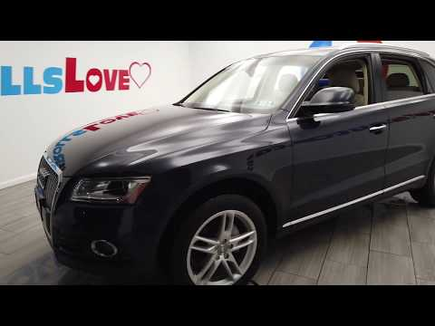 Pre-Owned 2017 Audi Q5 Utility 4D 2.0T Premium Plus AWD