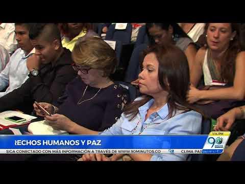 Víctimas del conflicto armado elevan su voz en el IV Foro de Derechos Humanos y Paz