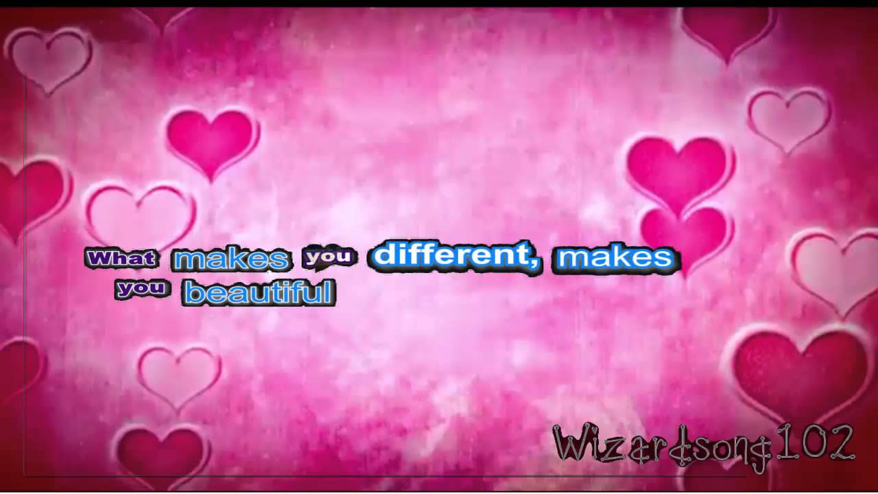 Backstreet Boys - What Makes You Different Lyrics . .