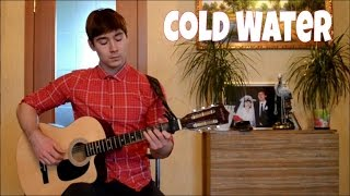 Джастин Бибер, Justin Bieber - Cold Water (The Ellen show) Cover