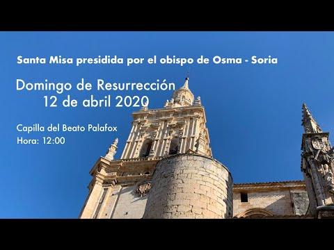 Santa Misa del Domingo de Pascua.
