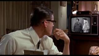 Back To The Future- Full Honeymooners Scene On George's TV