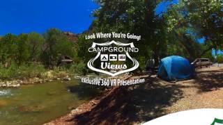 Dinosaur Valley State Park Campground Glen Rose Texas - 360VR Tour