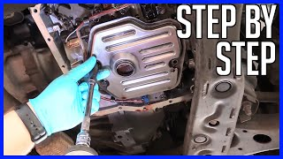 How to Service the Transmission