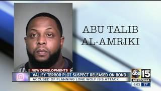 Phoenix terror suspect released from jail