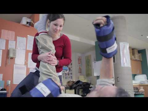 Baccalauréat en physiothérapie
