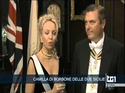 "The Duke of Castro receives the ""Freedom of the City of London"""