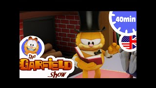 THE GARFIELD SHOW - 40 min - New Compilation #13