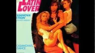 LATIN LOVER   -CASANOVA ACTION-