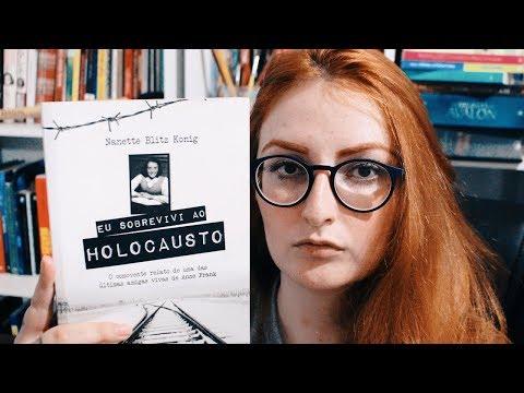 Eu Sobrevivi ao Holocausto, de Nanette Blitz Konig