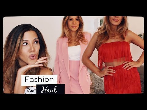 Offiziell letzter Sommer Haul I Party Outfits, Büro Outfits ...I Soraya Ali