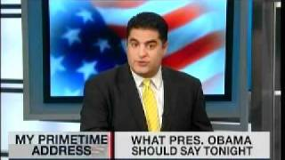 MSNBC w/ Cenk: What Obama Should Say In Iraq Speech thumbnail