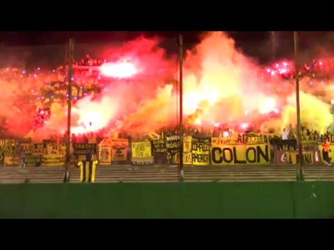 """""""""""Manya, mi buen amigo"""" - Hinchada Peñarol - Copa Bandes 2016"""" Barra: Barra Amsterdam • Club: Peñarol"""