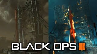 Black Ops 3 - 5 THINGS THAT CHANGED ON ASCENSION - Differences From Ascension (BO1) to BO3 Ascension