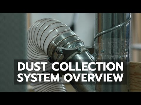Keep Your Workshop And Lungs Clean With A Dust Collection