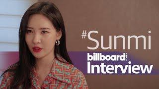 [인터뷰] 선미, 빌보드가 주목한 이달의 아티스트!!
