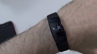 $40 Fitness Band with Heart Rate Monitoring?? | Riversong Wave HR