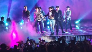180520 BTS 방탄소년단 FAKE LOVE Billboard Music Awards BBMAs 2018 Fancam Full Performance