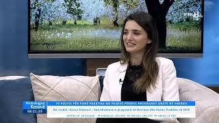 Mysafiri i Mëngjesit - Gresa Statovci 16.06.2021