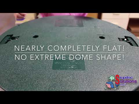 "Polylok 20"" Septic Tank Riser Safety Screen Video"