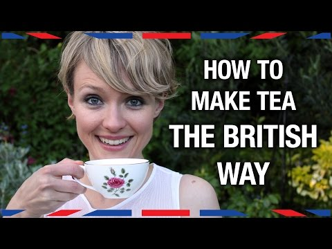 How to Make Tea the British Way - Anglophenia Ep 31