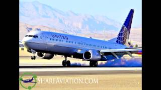 ATC - United Airlines 1676 Hits Severe Turbulence