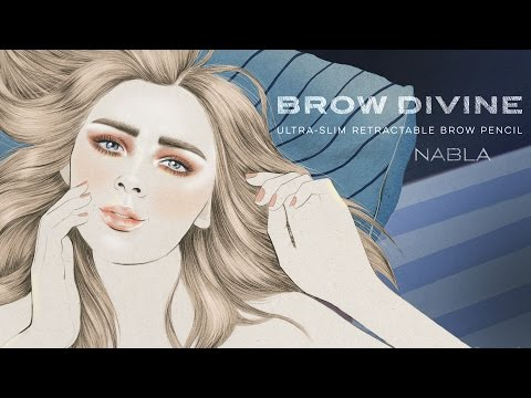 Nabla Nabla Brow Divine Pencil