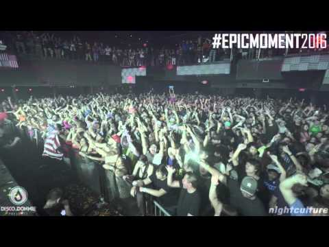 #EpicMoment2016 – Cash Cash