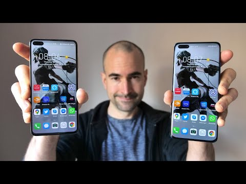 External Review Video 2ja17gE16co for Huawei P40 Smartphone