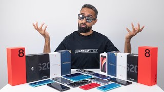 Top 5 BEST Smartphones of 2020.... So Far