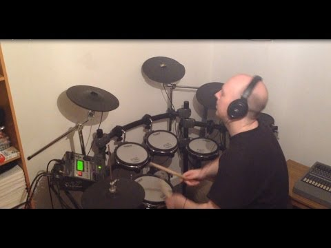The Police - On Any Other Day (Roland TD-12 Drum Cover)