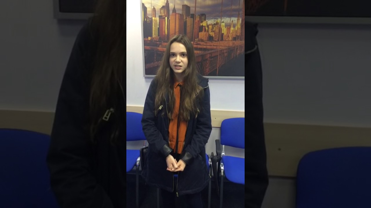 Семина Ксения - видео отзыв