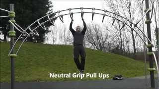 Pull Ups 101 -- From Zero to Hero