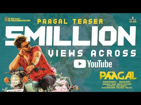 Paagal Teaser - Telugu