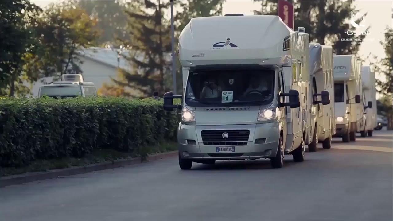 Видео в ГТК Суздаль