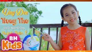 Lồng Đèn Trung Thu ♫ Bé Huỳnh Thiên Ý ♫ Nhạc Trung Thu Thiếu Nhi Vui Nhộn