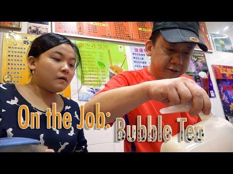 , title : 'On the Job: Bubble tea shop owner