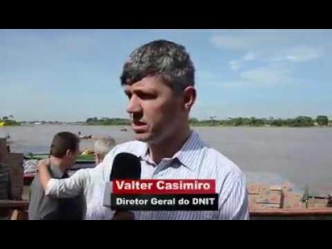 VÍDEO: DEPUTADO DR. NEIDSON ACOMPANHOU DIRETOR GERAL DO DNIT EM VISITA A GUAJARÁ-MIRIM